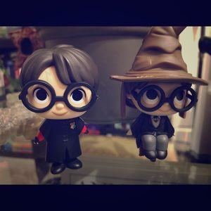 Funko mystery large Harry Potter figures